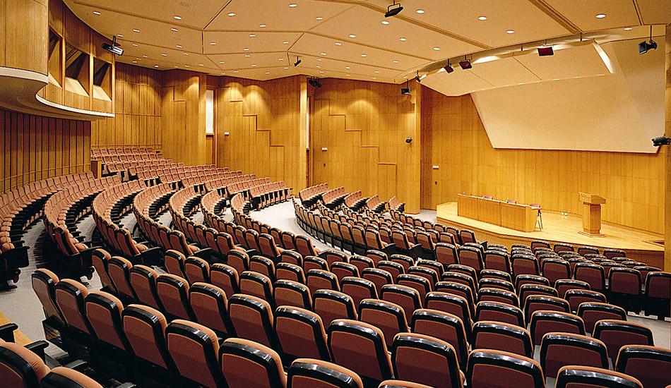 Europa Auditorium