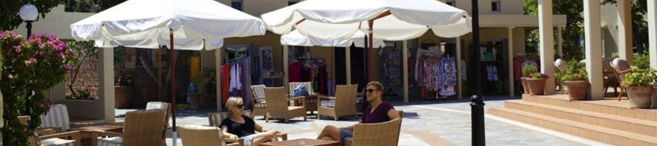 Souvenir shop and mini market that covers all your needs during your holiday at kalimera kriti