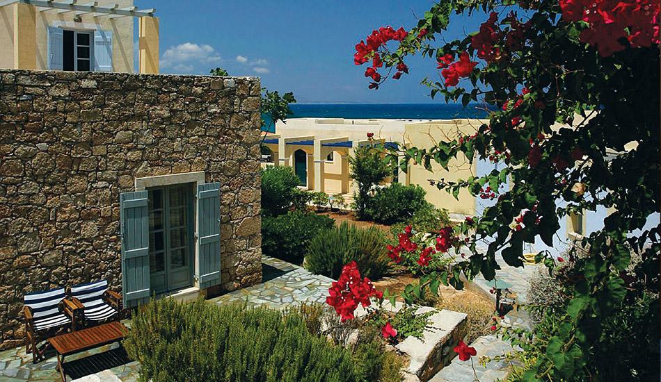 Cretan Styled Bungalow Village
